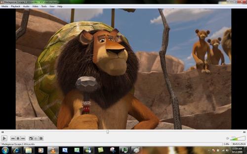 VLC Screenshot 5